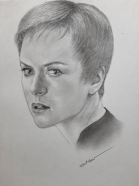 Nicole Kidman por Bobchew